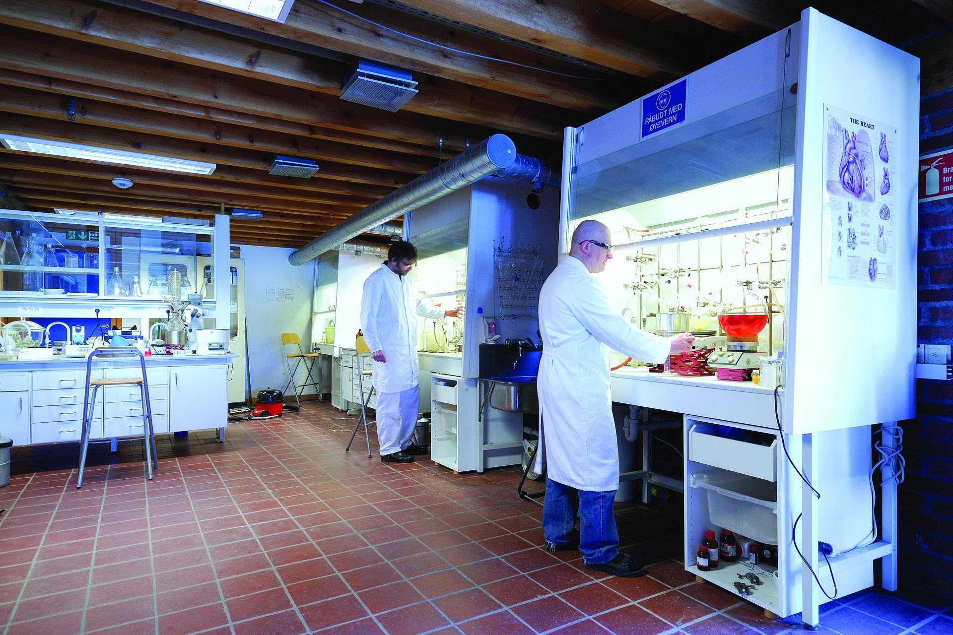 Biosynth lab